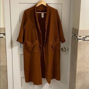 Vintage Rust Wool Jacket Small-Large